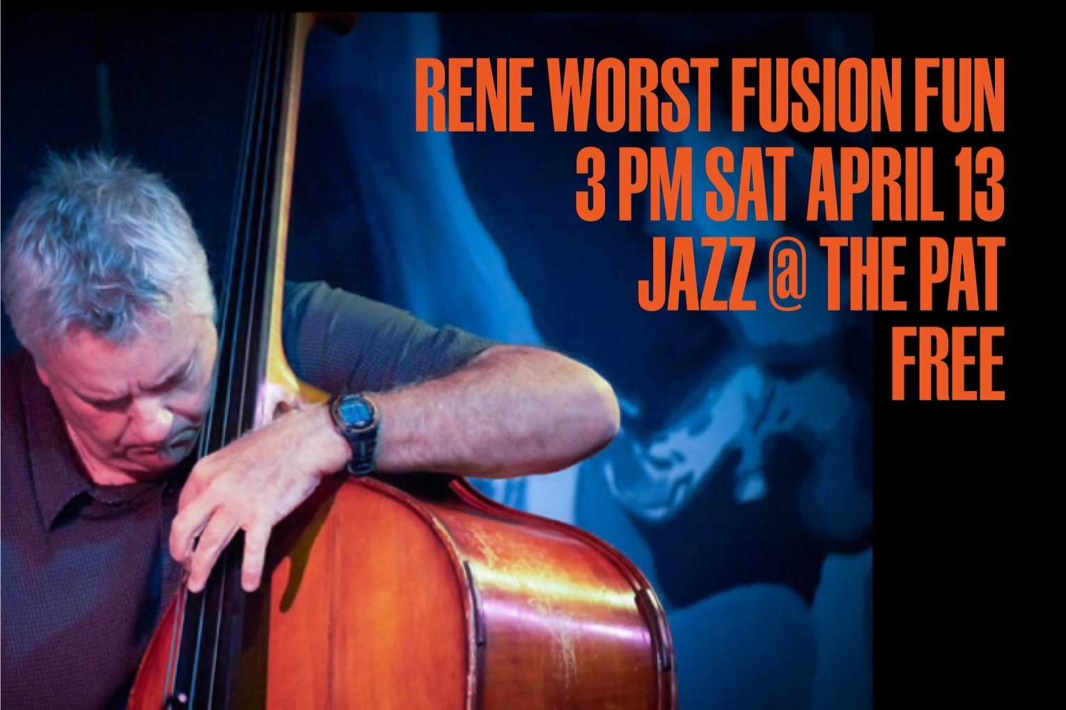 Jazz The Pat Rene Worst S Fusion Funhouse Free Event