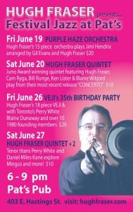 pat's jazzfest