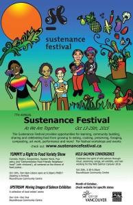 sustenance festival
