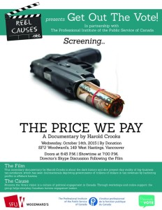 the price we pay oct 14