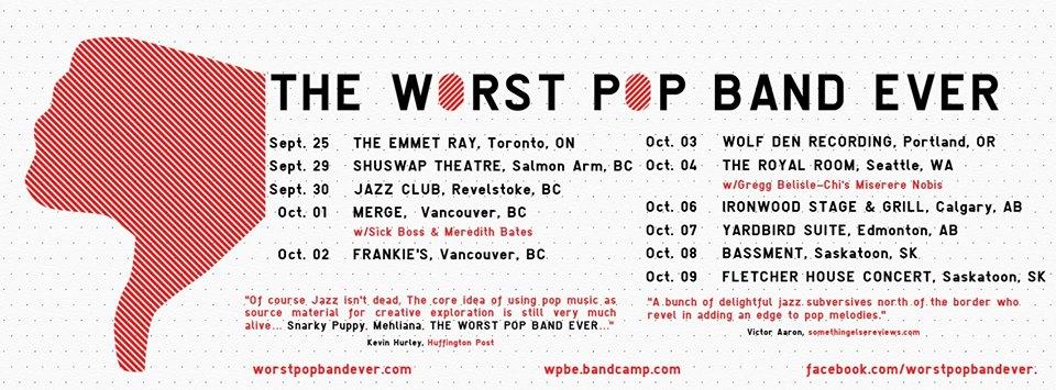 worst pop band